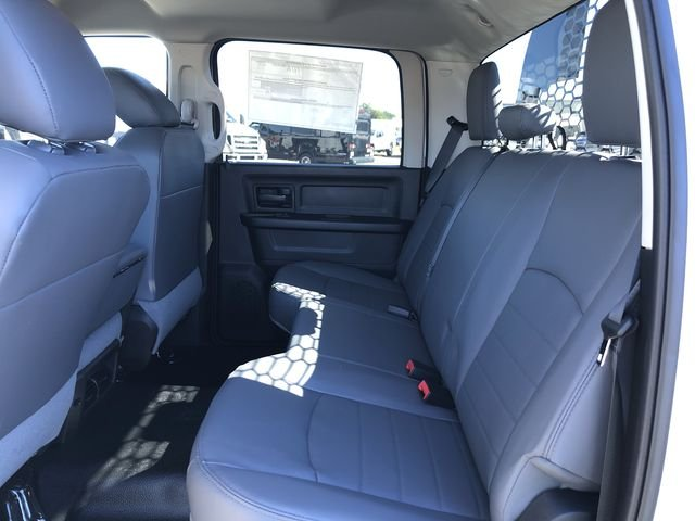 2018 Ram 4500 Crew Cab DRW 4x2,  Knapheide Platform Body #JG317792 - photo 10