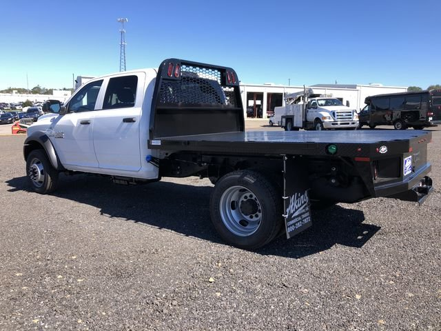 2018 Ram 4500 Crew Cab DRW 4x2,  Knapheide Platform Body #JG317792 - photo 4