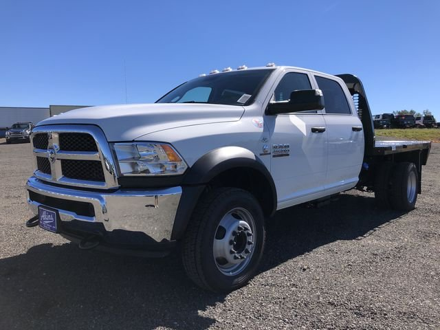 2018 Ram 4500 Crew Cab DRW 4x2,  Knapheide Platform Body #JG317792 - photo 5