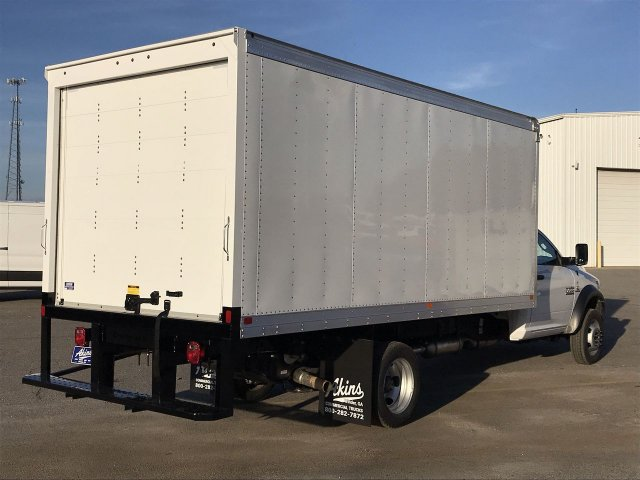 2018 Ram 5500 Regular Cab DRW 4x2,  Dry Freight #JG317921 - photo 2
