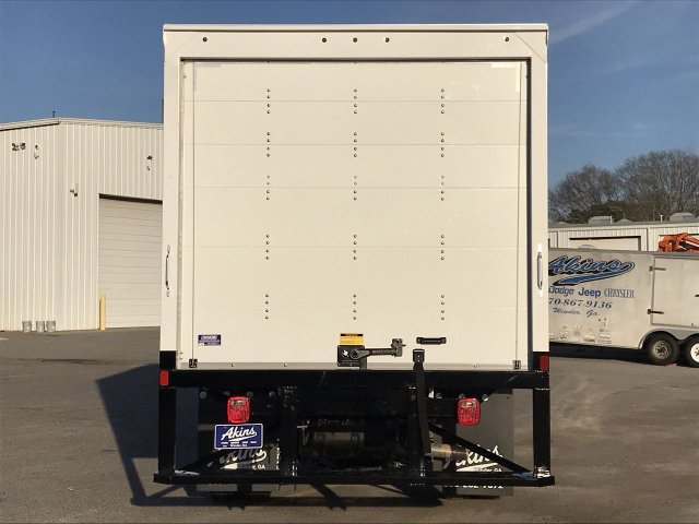 2018 Ram 5500 Regular Cab DRW 4x2,  Dry Freight #JG317921 - photo 5