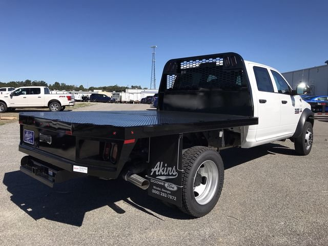 2018 Ram 4500 Crew Cab DRW 4x4,  Knapheide Platform Body #JG318088 - photo 2