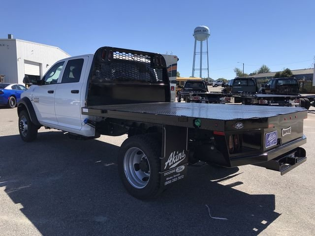 2018 Ram 4500 Crew Cab DRW 4x4,  Knapheide Platform Body #JG318088 - photo 4
