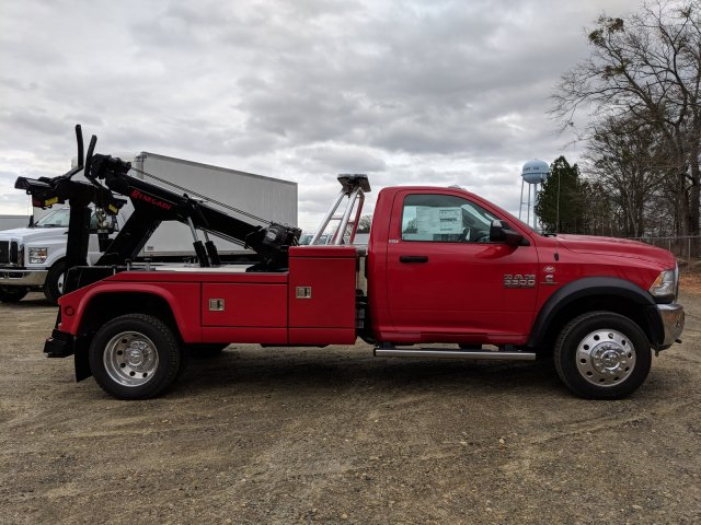 2018 Ram 5500 Regular Cab DRW 4x4,  Cab Chassis #JG322267 - photo 3