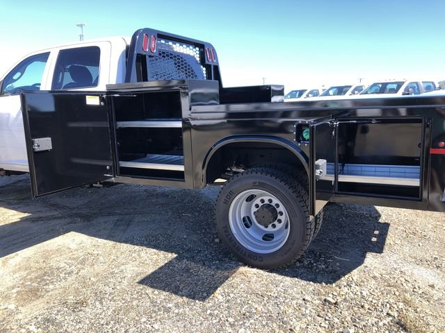 2018 Ram 5500 Crew Cab DRW 4x4,  Knapheide Platform Body #JG329960 - photo 10