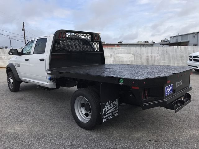 2018 Ram 4500 Crew Cab DRW 4x2,  Knapheide Platform Body #JG329988 - photo 4