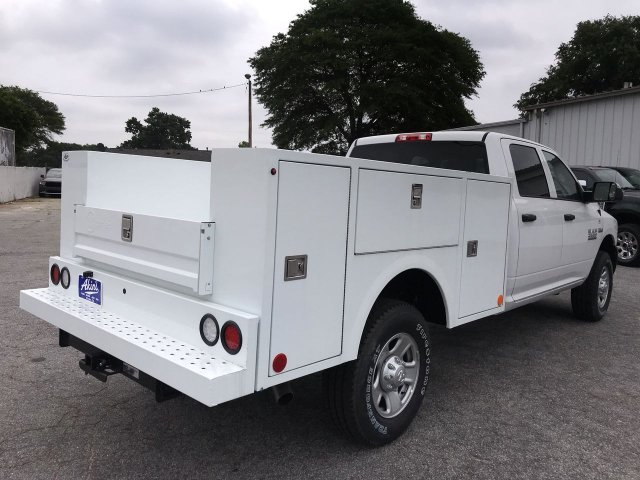 2018 Ram 2500 Crew Cab 4x4,  Warner Service Body #JG357298 - photo 2
