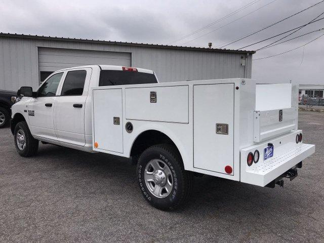2018 Ram 2500 Crew Cab 4x4,  Warner Service Body #JG357298 - photo 8