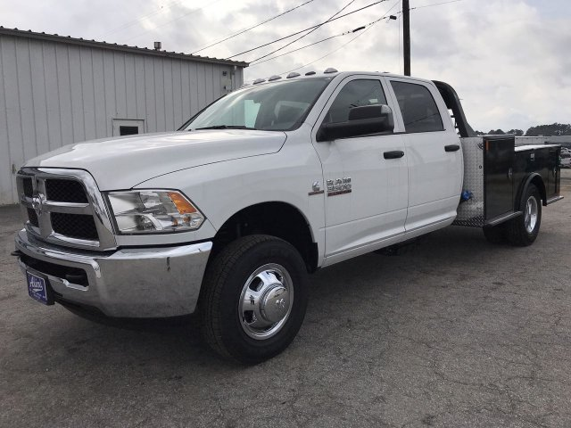 2018 Ram 3500 Crew Cab DRW 4x4,  CM Truck Beds Hauler Body #JG362610 - photo 5