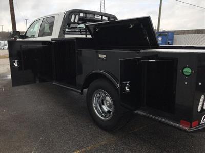 2018 Ram 3500 Crew Cab DRW 4x4,  CM Truck Beds TM Deluxe Hauler Body #JG362610 - photo 10
