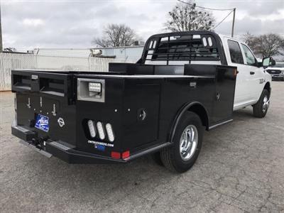 2018 Ram 3500 Crew Cab DRW 4x4,  CM Truck Beds TM Deluxe Hauler Body #JG362610 - photo 2