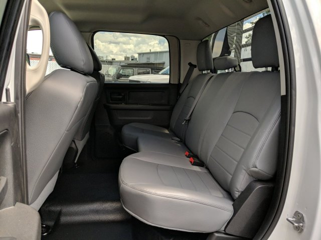 2018 Ram 3500 Crew Cab DRW 4x4,  CM Truck Beds Platform Body #JG362615 - photo 11