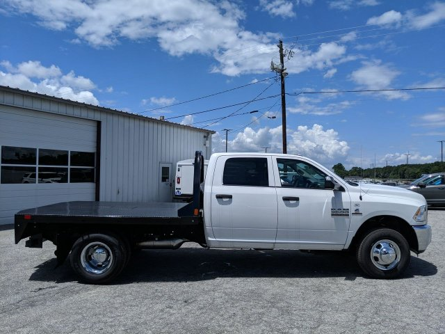 2018 Ram 3500 Crew Cab DRW 4x4,  CM Truck Beds Platform Body #JG362615 - photo 5