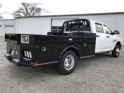 2018 Ram 3500 Crew Cab DRW 4x4,  CM Truck Beds TM Deluxe Hauler Body #JG376759 - photo 2