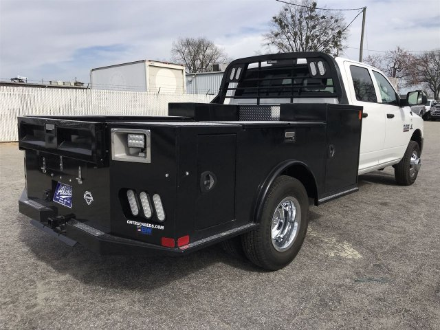 2018 Ram 3500 Crew Cab DRW 4x4,  CM Truck Beds Hauler Body #JG376762 - photo 3