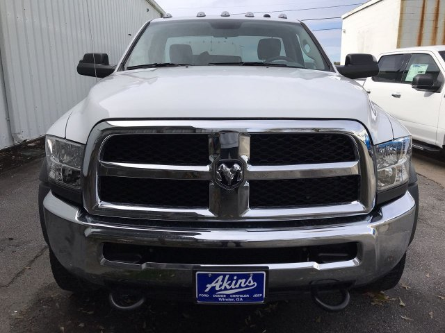2018 Ram 5500 Regular Cab DRW 4x2,  Cab Chassis #JG383380 - photo 3