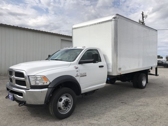 2018 Ram 5500 Regular Cab DRW 4x2,  Complete Truck Bodies Dry Freight #JG407054 - photo 5