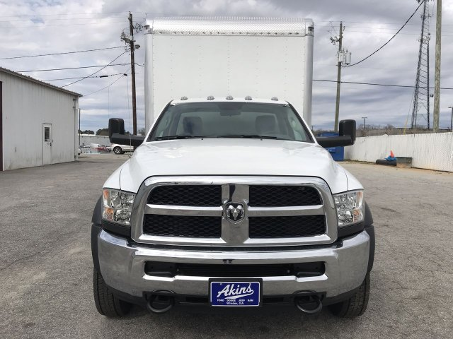 2018 Ram 5500 Regular Cab DRW 4x2,  Complete Truck Bodies Dry Freight #JG407054 - photo 6