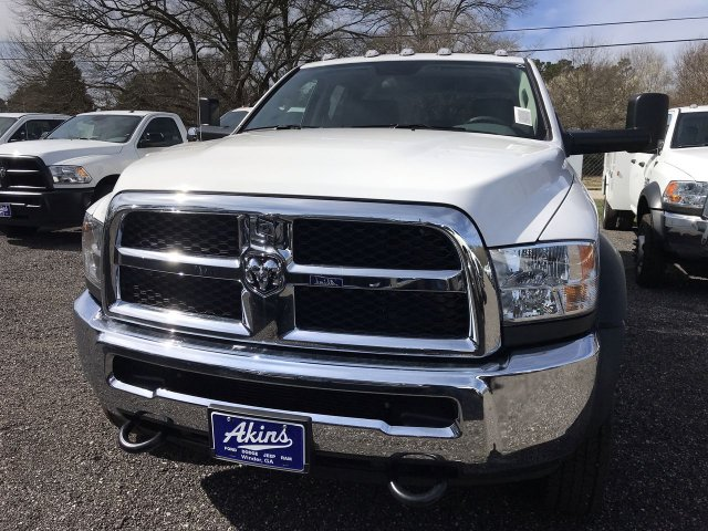 2018 Ram 4500 Crew Cab DRW 4x4,  Warner Service Body #JG412450 - photo 2