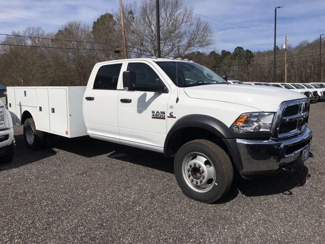 2018 Ram 4500 Crew Cab DRW 4x4,  Warner Service Body #JG412450 - photo 3