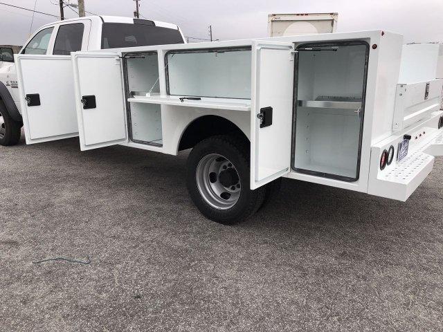 2018 Ram 4500 Crew Cab DRW 4x4,  Warner Service Body #JG412451 - photo 10