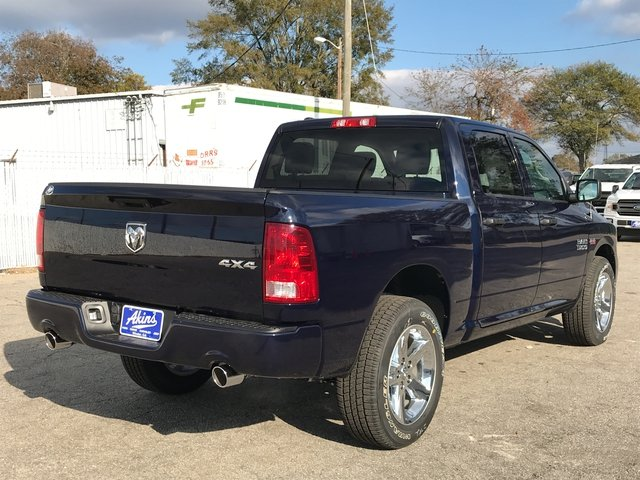 2018 Ram 1500 Crew Cab 4x4,  Pickup #JS142655 - photo 2