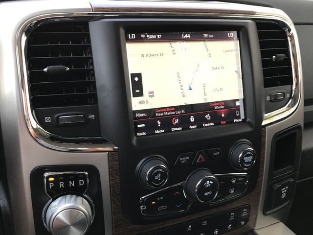 2018 Ram 1500 Crew Cab 4x4 Pickup #JS173322 - photo 19
