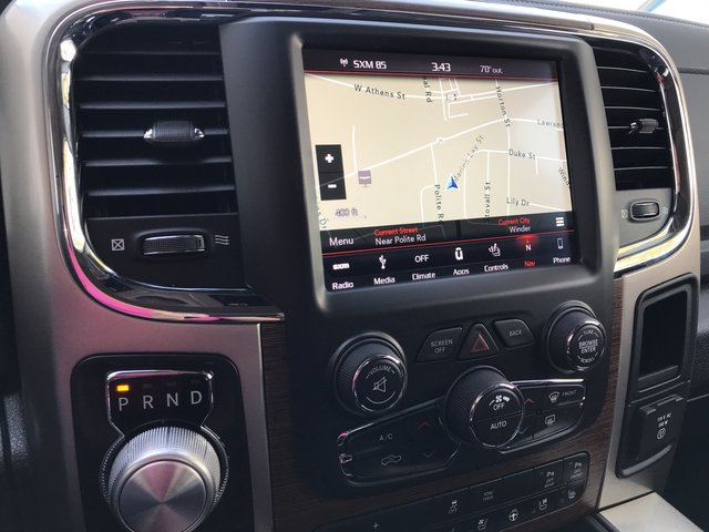 2018 Ram 1500 Crew Cab 4x4 Pickup #JS173325 - photo 19