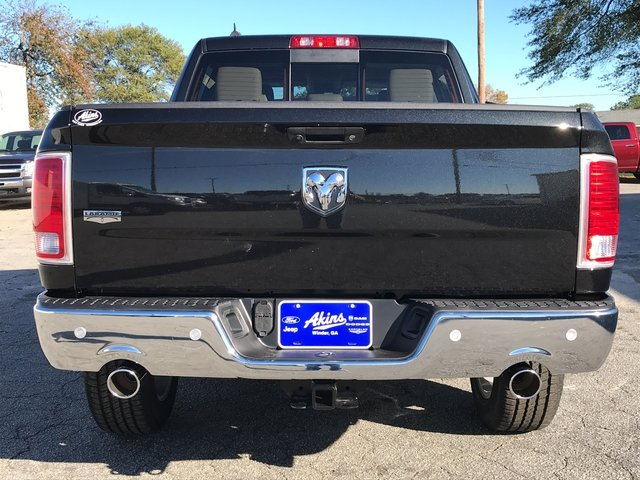 2018 Ram 1500 Crew Cab Pickup #JS174033 - photo 3