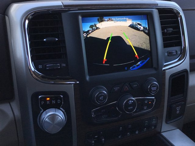 2018 Ram 1500 Crew Cab Pickup #JS174033 - photo 19