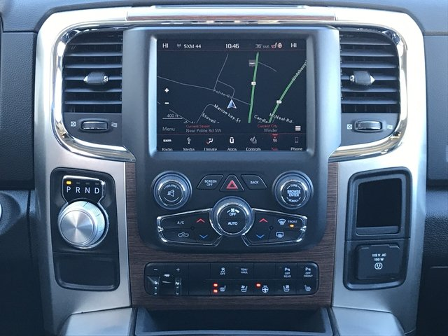 2018 Ram 1500 Crew Cab, Pickup #JS183606 - photo 15