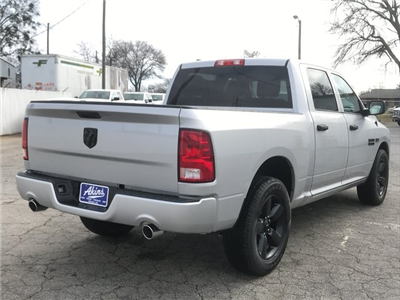 2018 Ram 1500 Crew Cab, Pickup #JS218977 - photo 2