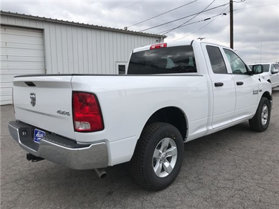 2018 Ram 1500 Quad Cab 4x4,  Pickup #JS243610 - photo 2