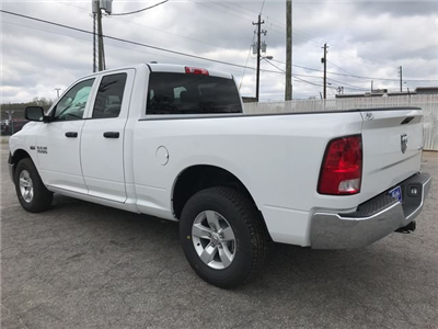 2018 Ram 1500 Quad Cab 4x4,  Pickup #JS243610 - photo 4