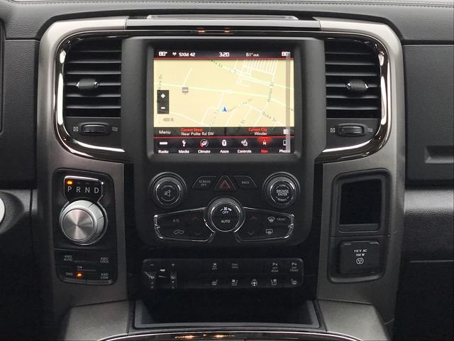 2018 Ram 1500 Crew Cab 4x4, Pickup #JS256738 - photo 16