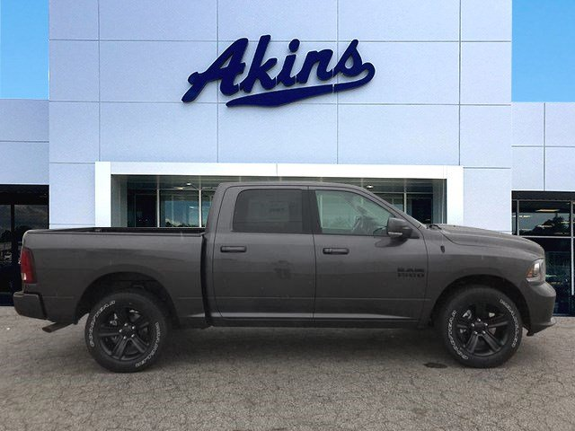 2018 Ram 1500 Crew Cab 4x4,  Pickup #JS256738 - photo 1