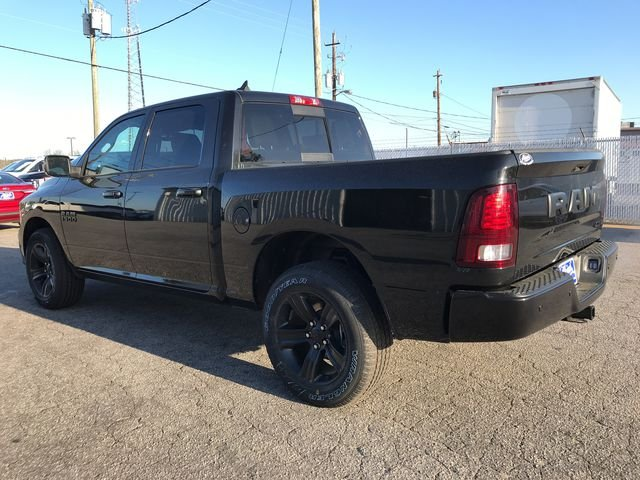 2018 Ram 1500 Crew Cab 4x4, Pickup #JS256739 - photo 4