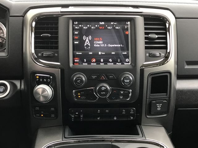 2018 Ram 1500 Crew Cab 4x4, Pickup #JS267782 - photo 15