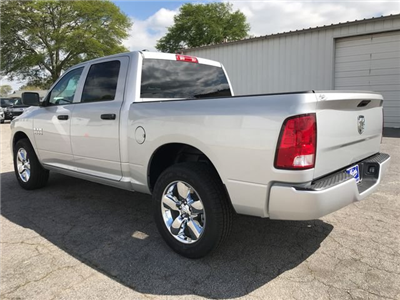 2018 Ram 1500 Crew Cab 4x2,  Pickup #JS284048 - photo 4