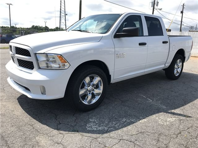 2018 Ram 1500 Crew Cab,  Pickup #JS284051 - photo 3