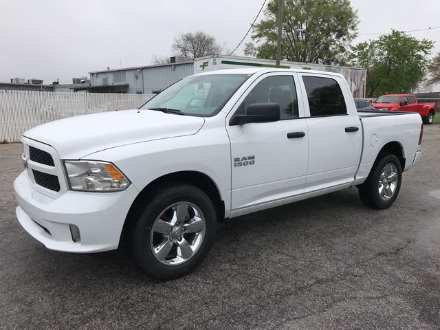 2018 Ram 1500 Crew Cab 4x2,  Pickup #JS284052 - photo 5