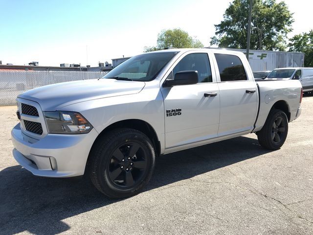 2018 Ram 1500 Crew Cab 4x2,  Pickup #JS292848 - photo 6