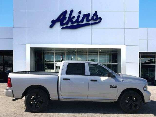 2018 Ram 1500 Crew Cab 4x2,  Pickup #JS292848 - photo 1