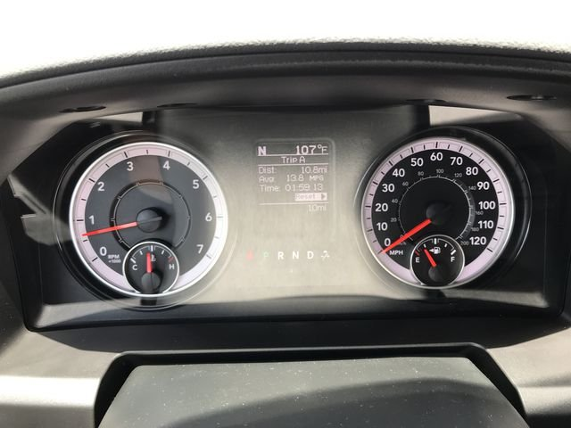 2018 Ram 1500 Crew Cab 4x2,  Pickup #JS347543 - photo 22