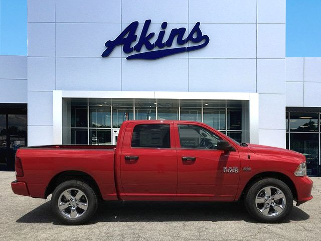 2018 Ram 1500 Crew Cab 4x2,  Pickup #JS347543 - photo 1