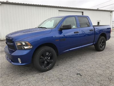 2018 Ram 1500 Crew Cab 4x2,  Pickup #JS350044 - photo 1