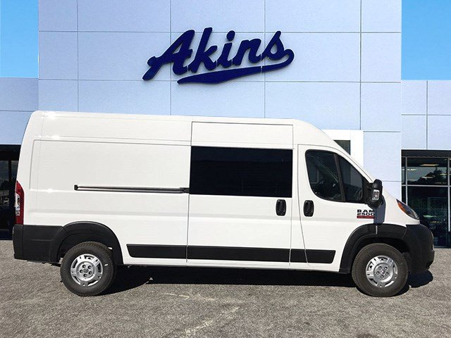 2019 ProMaster 2500 High Roof FWD,  Empty Cargo Van #KE503379 - photo 1