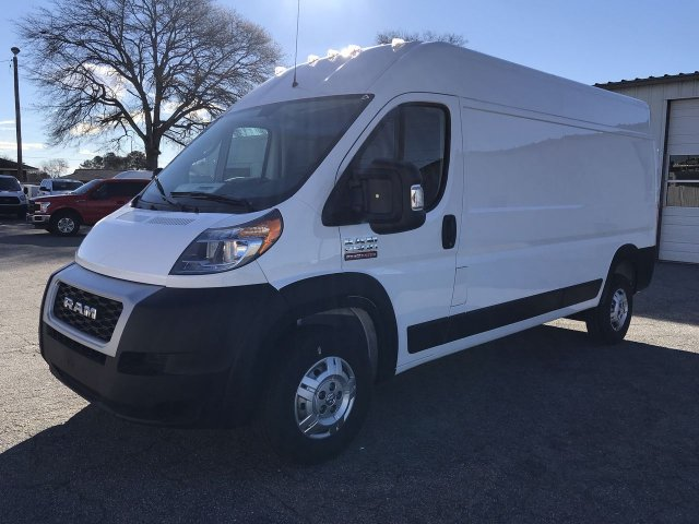 2019 ProMaster 2500 High Roof FWD,  Empty Cargo Van #KE503382 - photo 7