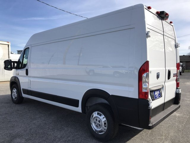 2019 ProMaster 2500 High Roof FWD,  Empty Cargo Van #KE503383 - photo 5