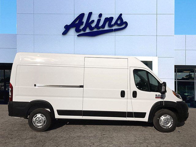 2019 ProMaster 2500 High Roof FWD,  Empty Cargo Van #KE503384 - photo 1
